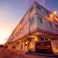 Hotel De Leon, hotel di Lahad Datu