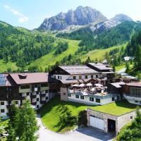 Alpenhotel Plattner, hotel in Sonnenalpe Nassfeld