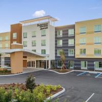 Fairfield Inn & Suites by Marriott St Petersburg North