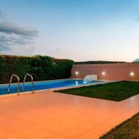 Luxury Maisonette in Heraklion with private pool.