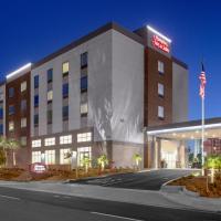 Hampton Inn & Suites Irvine/Orange County Airport, hotel in Irvine