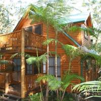 Springbrook Mountain Chalets, hotel in Springbrook