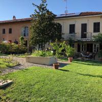 Cascina Vicentini, hotell i Alfiano Natta