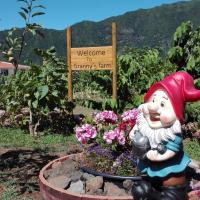 Granny's farm, hotel in São Vicente