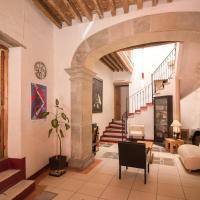 Hotel Meson Cuevano, hôtel à Guanajuato