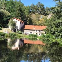 Le Moulin des Baumes, hotel near Loudes Airport - LPY, Lissac