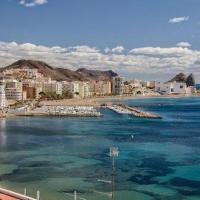 Playa Delicias, hotel en Águilas