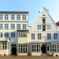 Einzigartig - Das kleine Hotel im Wasserviertel, hotel in Lüneburg