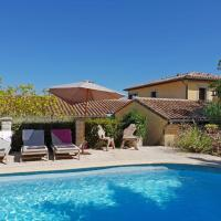 Luxury villa in Preixan with a view of Carcassonne