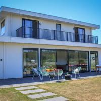 Magnificent waterfront design villa, located near Harderbos