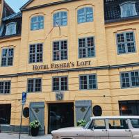 Fisher's Loft Hotel, hotel en Lübeck
