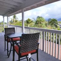 2BR with a view 30 days, hotel in Laie