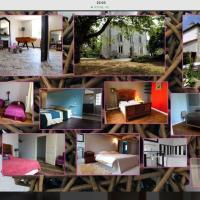 Les Cailloux blancs, hôtel à Verneuil-sur-Vienne près de: Aéroport de Limoges-Bellegarde - LIG