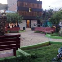 Hostal Inca, отель в городе San Pedro