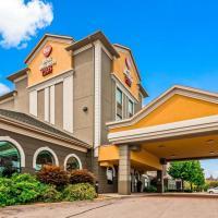 Best Western Plus Executive Inn, hotel em Toronto
