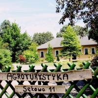 Agroturystyka Pod Modrzewiami, hotel in Nowy Tomyśl