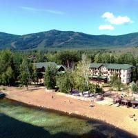 Sunrise Hotel, отель в городе Kusimovskiy Rudnik