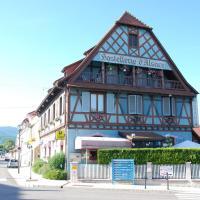Hostellerie d'Alsace, hotel di Cernay