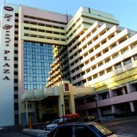 Le Grande Plaza Hotel, hotel in Tashkent