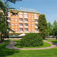 Hotel Columbia Terme, отель в Абано-Терме