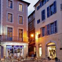 Hôtel Le Coin des Halles, hotel in Cahors