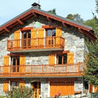 Large Chalet in Kinrooi, French Alps near Ski Area, hotel in Les Menuires