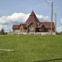 Country house Pyatnistiy olen