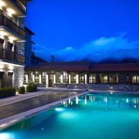Art Mainalon Hotel, hotel in Vitina