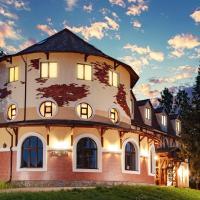 Hotel Bavaria spa, отель в Майма-Чергачаке