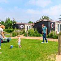 Camping Ginsterveld, hotel in Burgh Haamstede