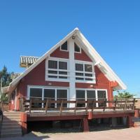 Chatet Suizo al pie del mar, hotel em Playas