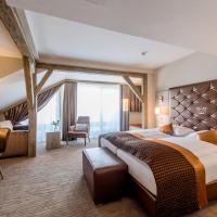 Hotel Krone, Hotel in Mondsee