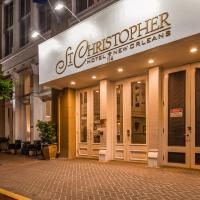 Best Western Plus St. Christopher Hotel, hotel in New Orleans