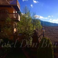 Hotel Don Bruno, hotel en Mineral de Angangueo