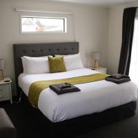 Mackenzie motels, hotel in Fairlie