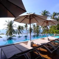Beach Villa Phangan, hotell sihtkohas Chaloklum