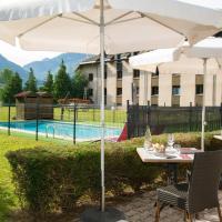 Mont Blanc Hotel, hôtel à Saint Pierre en Faucigny