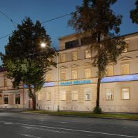 Hotel Nikolas, отель в Остраве