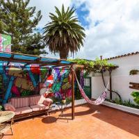 Patio Hostel, hotel in Las Lagunas