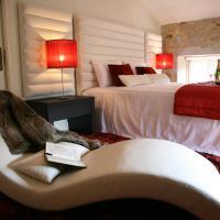 卡薩帝若昂埃內斯- 阿範夫住宅酒店,阿費夫的飯店
