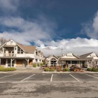 Bold Peak Lodge, hotel in Glenorchy