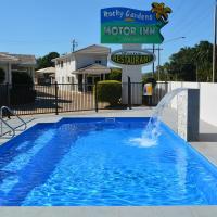 Rocky Gardens Motor Inn Rockhampton, hotel em Rockhampton