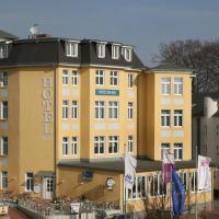 Hotel See-Eck, Hotel in Heringsdorf