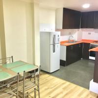Departamento completo 40 mts2 - 2 habs y 1 futón - Centro Tomé - 5 personas max - Edificio Don Francisco