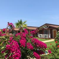 Sedir Park - Beach Bungalow, отель рядом с аэропортом Аэропорт Газипаша - GZP в Каргычаке