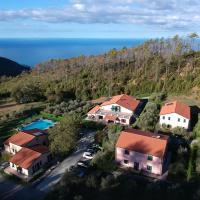La Rossola Resort & Natura, hotel in Bonassola