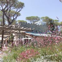 Camping Continental, hotell i Marina di Castagneto Carducci