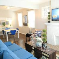 Cute and Quiet Sleeps 10~15mins Downtown Detroit
