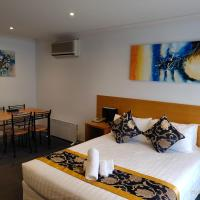 Coachman Motel and Holiday Units, hotel in Cowes