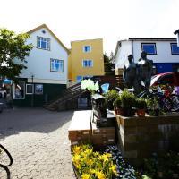 62N Guesthouse - City Center, hotel in Tórshavn